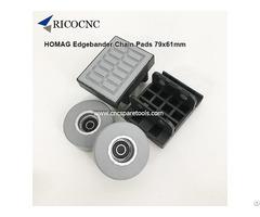 Homag Conveyor Chain Track Pads Edgebanding Accessories