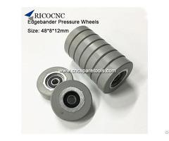 Edgebanding Pressure Rollers For Scm Edgebander Machines