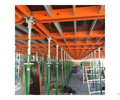 Green Formwork Aluminium Slab For No Beam Or Less Structure
