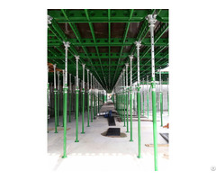 Green Formwork Highly Efficient Slab System