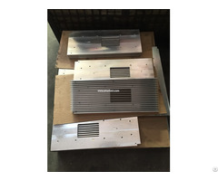 Cnc Precision Machining Aluminum Heat Sink