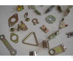 Custom High Quality Precision Sheet Metal Stamping