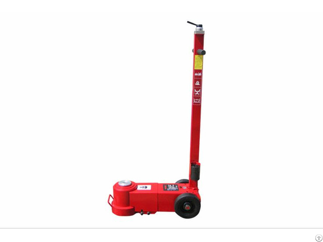 Pneumatic Hydraulic Jack Long Body 60 Ton