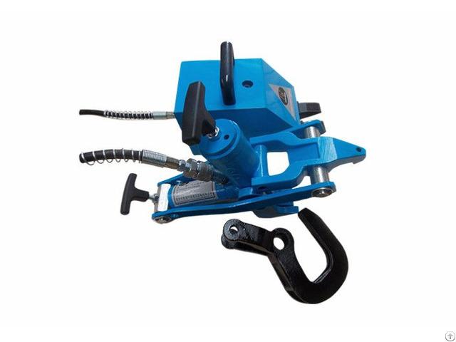 Air Hydraulic Pump With Combi Bead Breaker 2