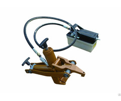 Air Hydraulic Pump With Combi Bead Breaker