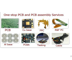 China Pcb And Pcba Manufacturer