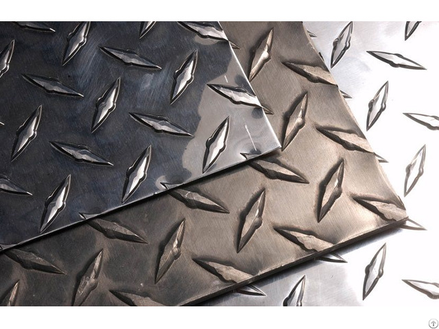 Brite Tread Aluminum Sheet
