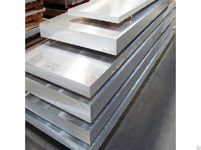 Aluminum Alloy Aircraft Plate Sheet