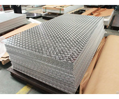 Aluminum Diamond Plate Brite Finish Sheets