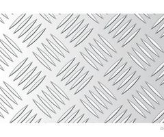 Five Bar Aluminum Tread Sheet