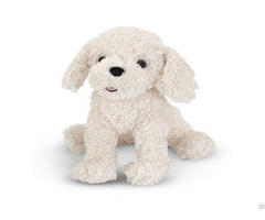Custom Factory Price Plush Stuffed Dog Toys