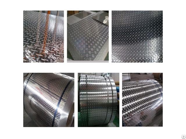 Gb Standard Stair Steps Aluminum Checker Plate