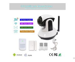 Wifi 3g Camera Alarm System Support Android And Ios App Control 88 Wireless Zones Live Video
