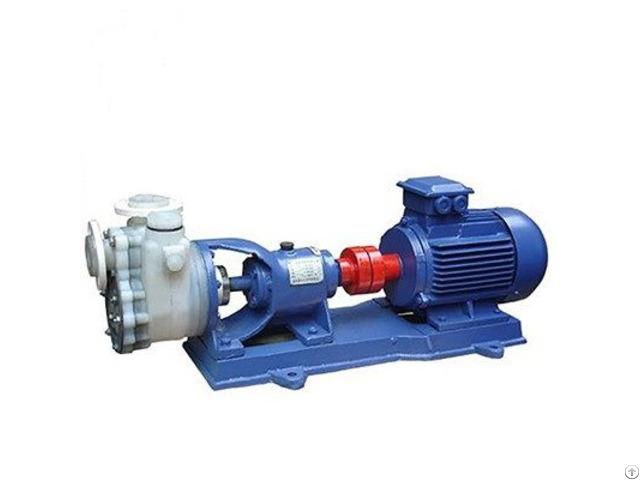 Fzb Self Priming Plastic Centrifugal Pump