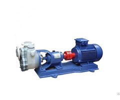 Fzb Self Priming Plastic Centrifugal Pump