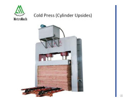 Plywood Hydraulic Pre Press Machine