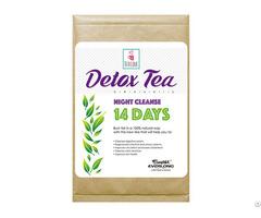 100% Organic Herbal Detox Tea Night Cleanse 14 Day