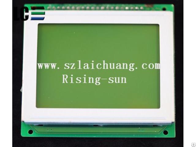 Ag12864cyiqy A Stn Lcd Moudle 128 64 Rising Sun