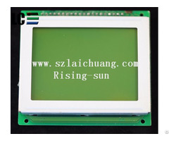 Ag12864cyiqy A Stn Lcd Moudle 128 64 Rising Sun