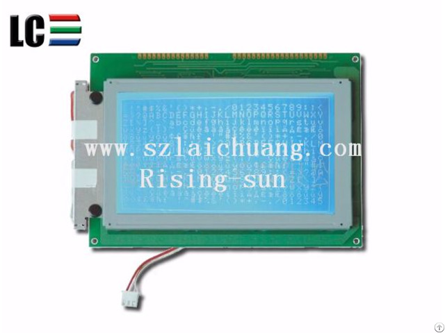 Ag240128g 240 128 Stn Lcd Moudle Rising Sun