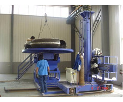 Pipe Prefabrication Welding Elbow Automatic Machine