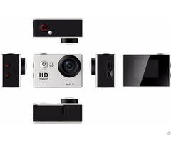 Y7 Wifi Waterproof Action Camera In Gc Sensor