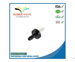 Mini Plastic Air Control Pvc One Way Check Valve