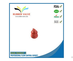 Rubber One Way Air Pressure Flow Control Valves