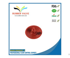 Food Grade Small Umbrella Control Non Return Valves For Compressor