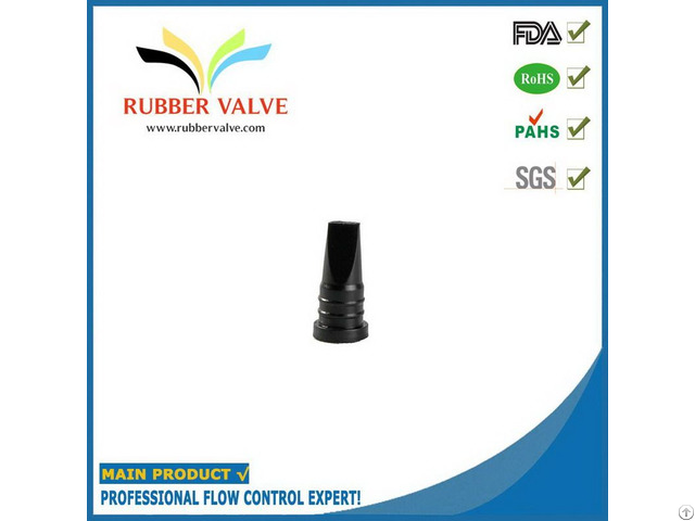 Fda Medical Silicone Duckbill Valve For Heparin Cap