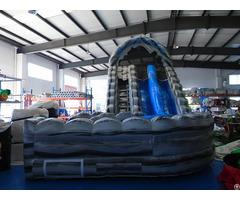Inflatable Wild Rapids Water Slide