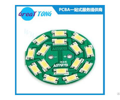 Led Light Pcb Assembly In China