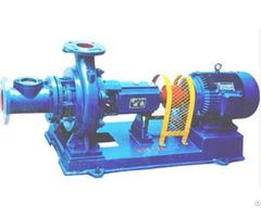 Xwj Nonclogging Paper Pulp Drainage Pump