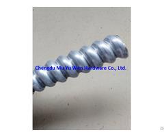 Non Jacket Galvanized Steel Flexible Conduit
