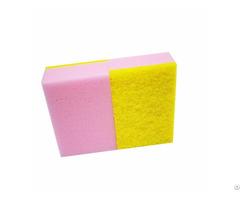 Cleaning Melamine Foam Kitchen Application