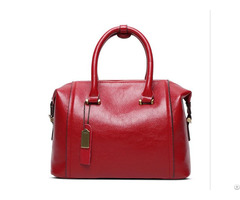 Oem Handbag Manufacturer Vintage Tote Shoulder Bag Fashion Style Pu Leather Handbags