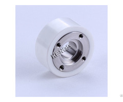High Quality Mitsubishi Wire Edm Wear Parts Ha White Ceramic Pinch Roller