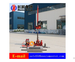 Qz 3 Portable Geological Engineering Drilling Rig
