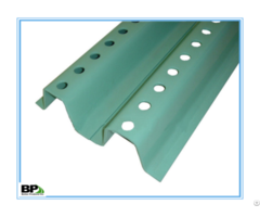 Vineyard Green Painted U Shape Post Ground Stakes