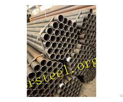 En10255 S195 Hot Dipped Galvanized Steel Pipe For Construction