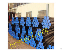 Hot Rolled Astm A106b Gr B Carbon Seamless Steel Tube For High Temperature Service