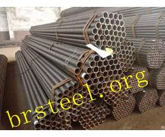Din17175 En10216 Seamless Steel Tubes