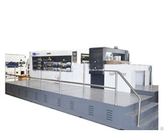 Automatic Die Cutting And Creasing Machine With Stripping
