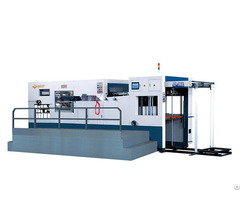 Automatic Lead Edge Feeding Die Cutting And Creasing Machine