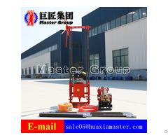 Qz 2c Gasoline Core Drilling Rig