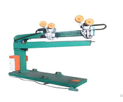 Double Servo Manual High Speed Nailing Machine
