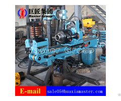 China Ky 6075 Full Hydraulic Wire Rope Coring Drilling Rig For Metal Mine