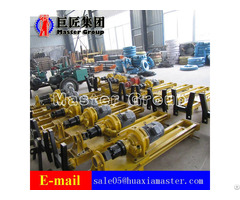 Kqz 100d Air Pressure And Electricity Joint Action Dth Drilling Rig
