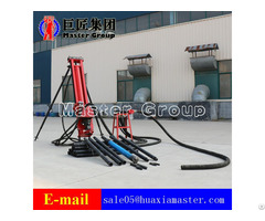 Kqz 100 Full Pneumatic Dth Drilling Rig