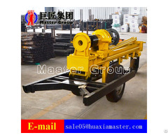 Kqz 180d Air Pressure And Electricity Joint Action Dth Drilling Rig